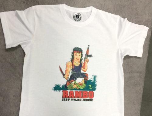 Koszulka RAMBO