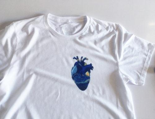 Koszulka serce