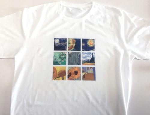 Koszulka Van gogh